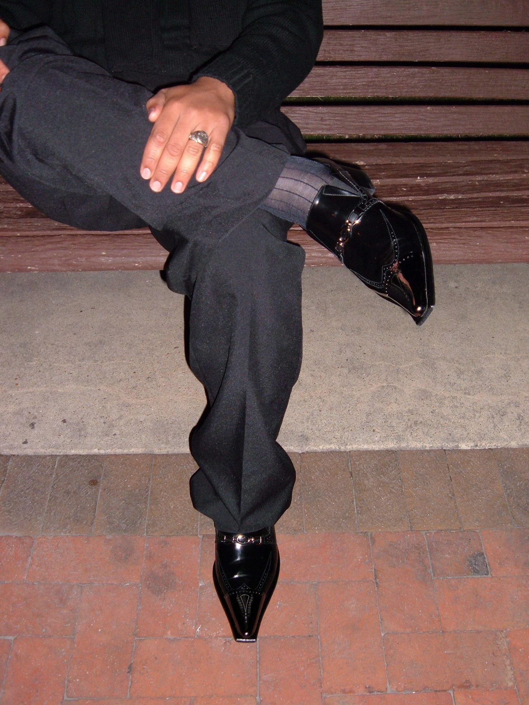 Black Ensemble Amp Clevis Xl0607 Shoes