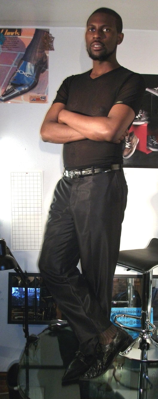 Tyrone E Model Page